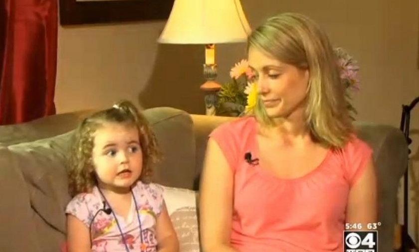 Stewardesa zmusiła 3-letnią dziewczynkę do sikania w fotel