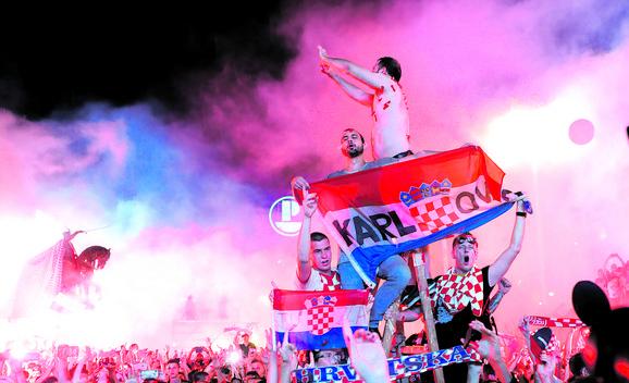 Slavlje u Zagrebu