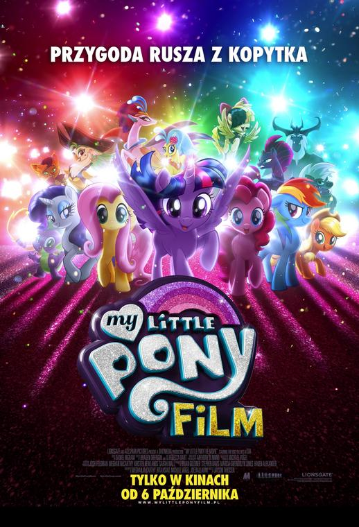 """My Little Pony. Film"": plakat"