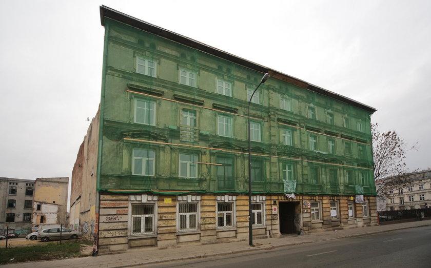 Kamienica przy Wólczańskiej 43 w Łodzi