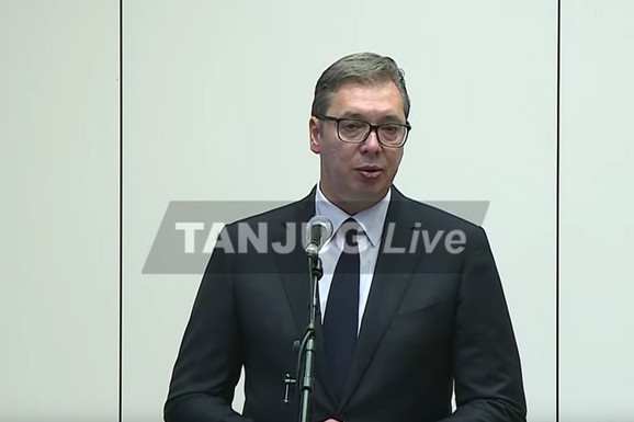 """TRI KLJUČNA SPORAZUMA Vučić u Skoplju: """"Sutra odluka o novom imenu mini-šengena, za nas najvažniji sadržaj inicijative"""""""
