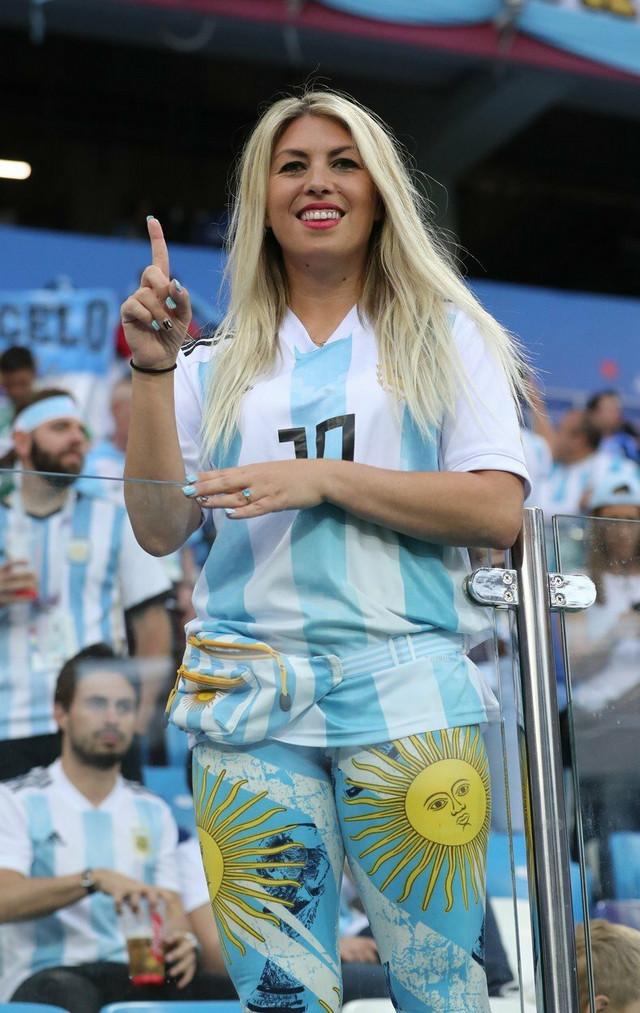 Plavuše preovlađuju među argentinskim navijačicama