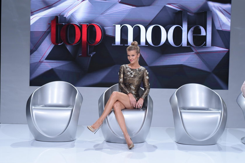 Joanna Krupa prowadzi jedno z najpopularniejszych show w TVN