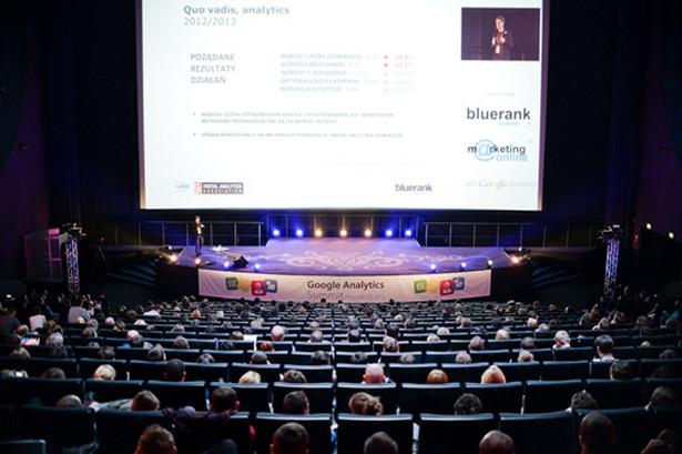 Tak było na konferencji w 2013 roku. Fot. Gaucpoland.pl