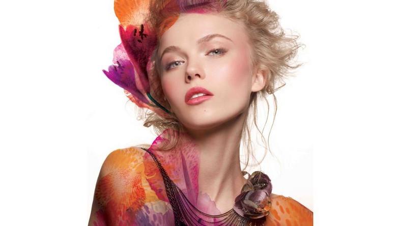 In Bloom: wiosenny makijaż od Smashbox