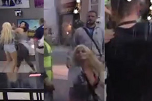 """NEVIĐENI OBRAČUN U """"ZADRUZI"""": Marijana, Zerina i Bane se POTUKLI! (VIDEO)"""