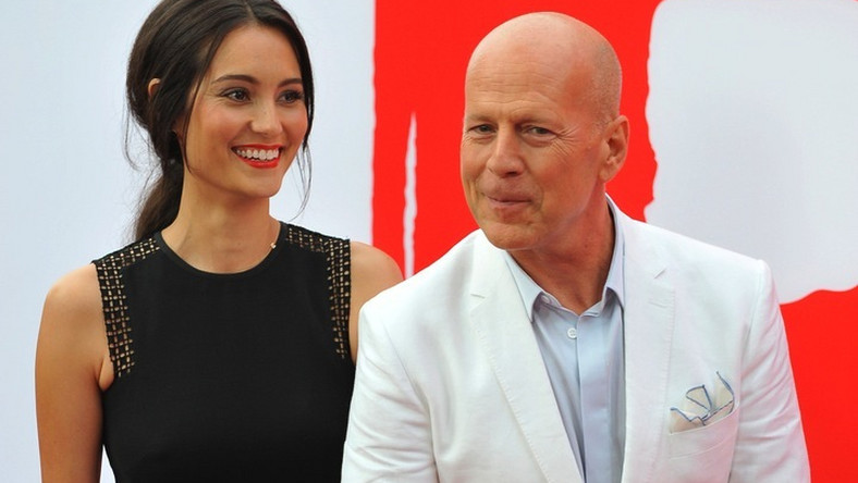 Bruce Willis i Emma Heming
