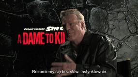 """""""Sin City 2: Damulka warta grzechu"""": Mickey Rourke o swojej roli"""