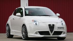 Wzmocniona Włoszka. Alfa Romeo Mito