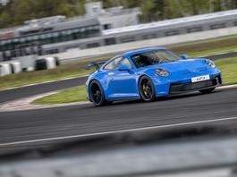 Porsche 911 GT3 – łabędzi... RYK!