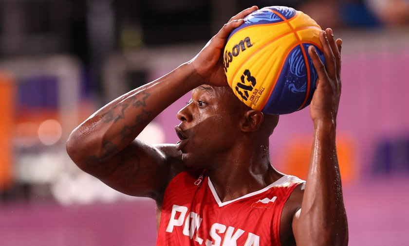 Basketball 3x3 - Men - Pool A - Netherlands v Poland
