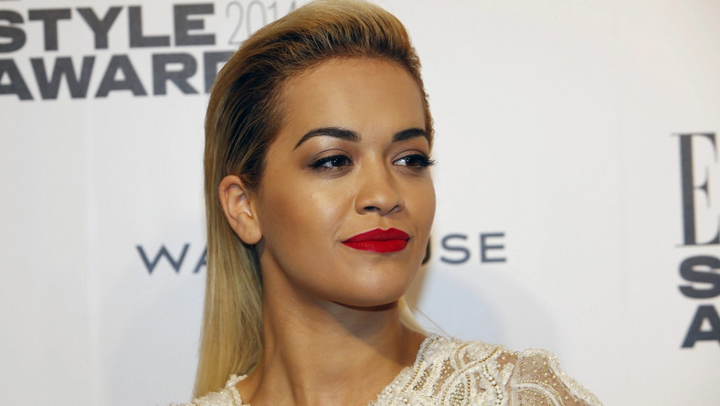 Rita Ora na gali Elle Style Awards 2014