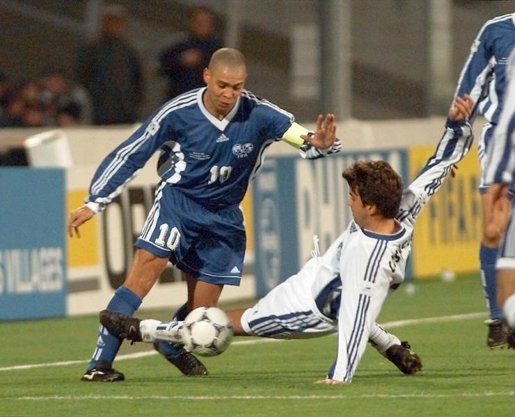 Ronaldo i Alesandro Kostakutra