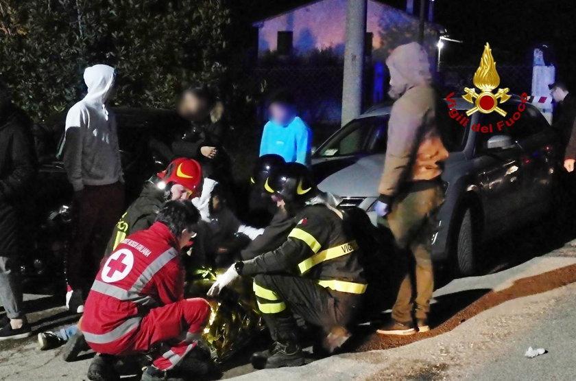 Panika na koncercie we Włoszech. Nie żyje 6 osób, wielu rannych