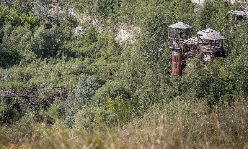 W kamieniołomie Liban powstanie park