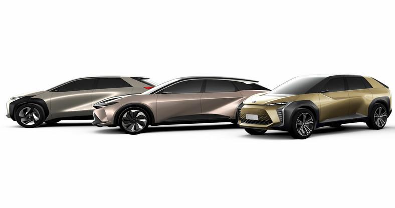 Toyota - samochód elektryczny
