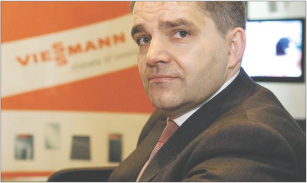 Roland Krause, prezes zarządu Viessmann Polska