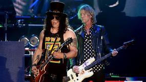 Slash i Duff Mckagan najemnikami w Guns N' Roses?