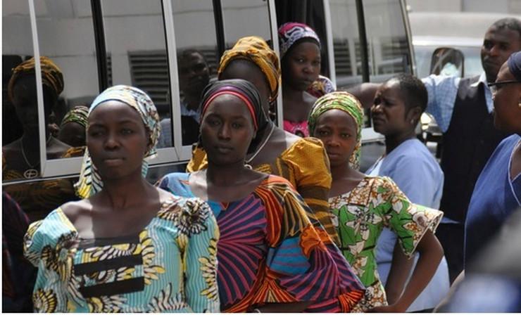 Nigerija devojke Boko Haram AP