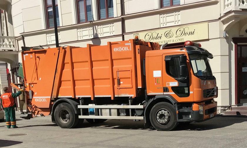 Nowy cennik odbioru śmieci w Rzeszowie