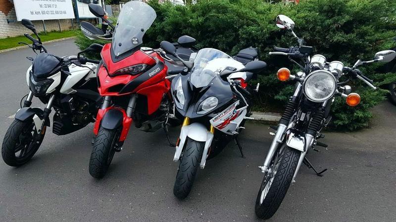 Motocykl dobry czy dopracowany?