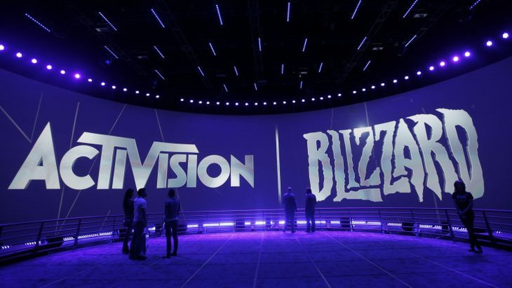 Activision Bizzard