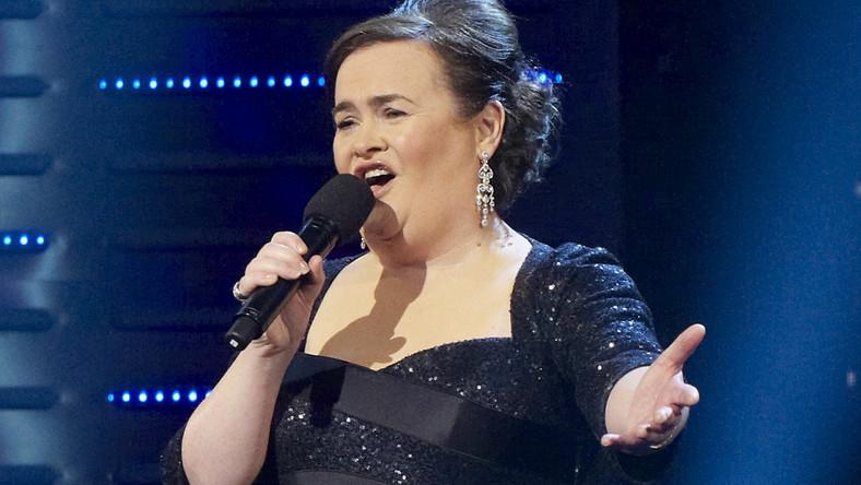 Sanitariuszka zaśpiewa z Susan Boyle