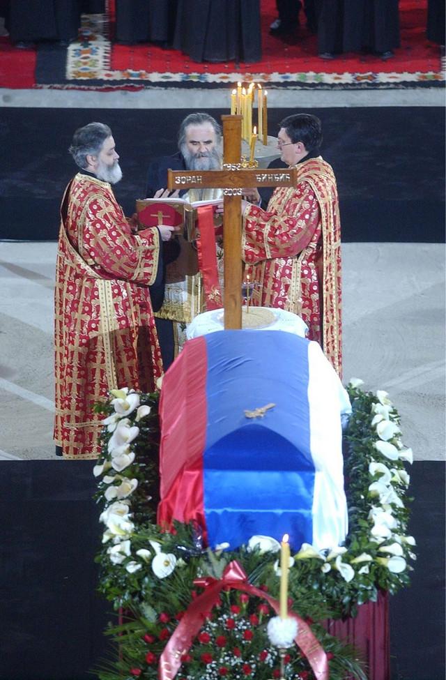 Opelo Zoranu Đinđiću