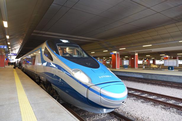 Popyt na szybkie pociągi pojawiłby się w razie budowy Kolei Dużych Prędkości