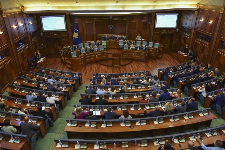 kosovo skupstina 4 foto Tanjug AP