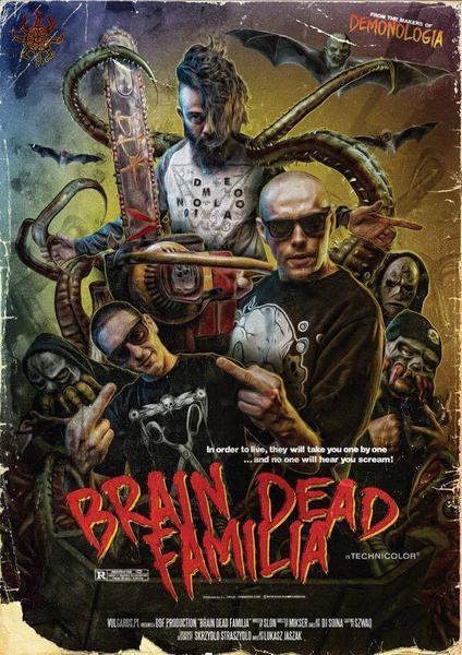 "Sloń ""Brain Dead Familia"""