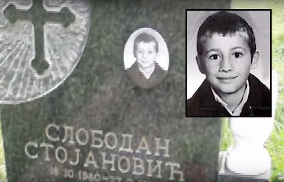 Slobodan Stojanovic ubijen 1992.