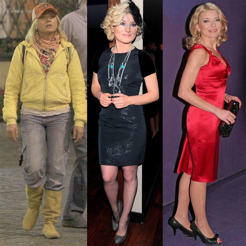 Olszówki osobista wizja mody. Zdjęcia