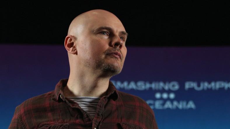 Billy Corgan szykuje cośmocnego