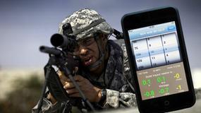 Żołnierze w Afganistanie zabijają z pomocą iPhone'a