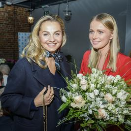 Małgorzata Socha, Tamara Arciuch i inne gwiazdy na premierze książki Agnieszki Cegielskiej