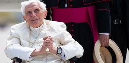 Napisali, że z papieżem jest źle. Watykan: Benedykt XVI wychodzi z ostrej fazy choroby