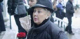 Dramat polskiej aktorki. Ciągle chodzi na pogrzeby