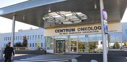 Ogień w Centrum Onkologii w Bydgoszczy. Ewakuowano chorych