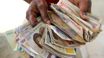 Naira dips further at parallel market