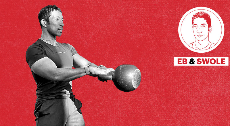 This 8-Minute Kettlebell Swing Workout Crushes Calories and Builds Strength