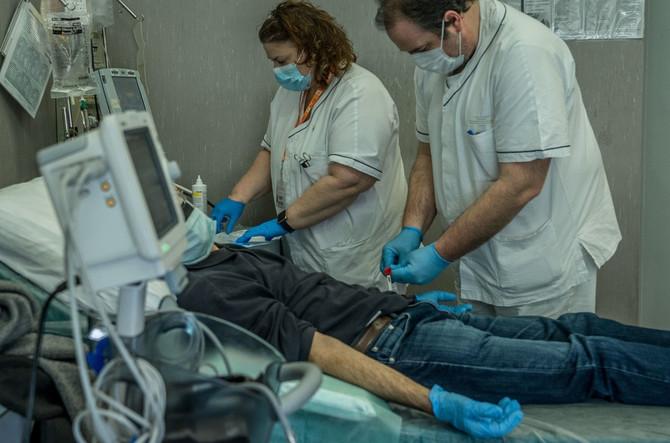 Respirator je neohodan najtežim pacijentima, a iz mnogih zemalja stižu informacije da ih nema dovoljno