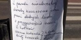 Nieuleczalnie chora 75-latka prosi o pomoc