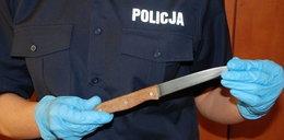 Dźgnęła nożem swojego partnera! Miała prawie 2 promile
