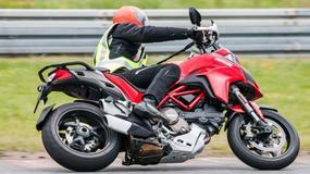 Ducati Multistrada 1200 - na autostradę, na tor i na szutry