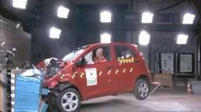 Kia Picanto crash test
