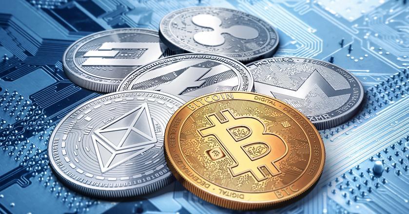 Bitcoin, ethereum, ripple i 8 innych największych kryptowalut zaliczyło odbicie po styczniowych spadkach w 2018 r.