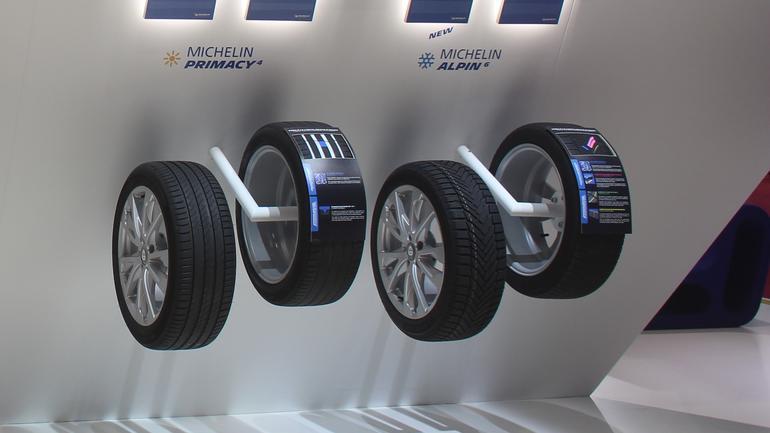 Michelin Alpin 6 – bezpieczeństwo od nowości do zużycia*