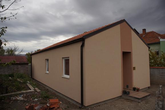 Nova kuća porodice Petrović u Žitkovcu