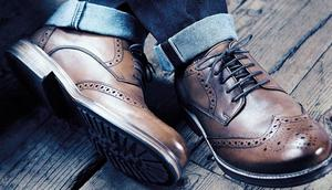Shoes are Makeup for Men [Pulse Contributor's Opinion]